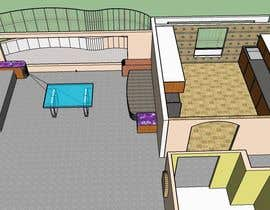 #27 для Floorplan for luxury vacation apartment от Xblake