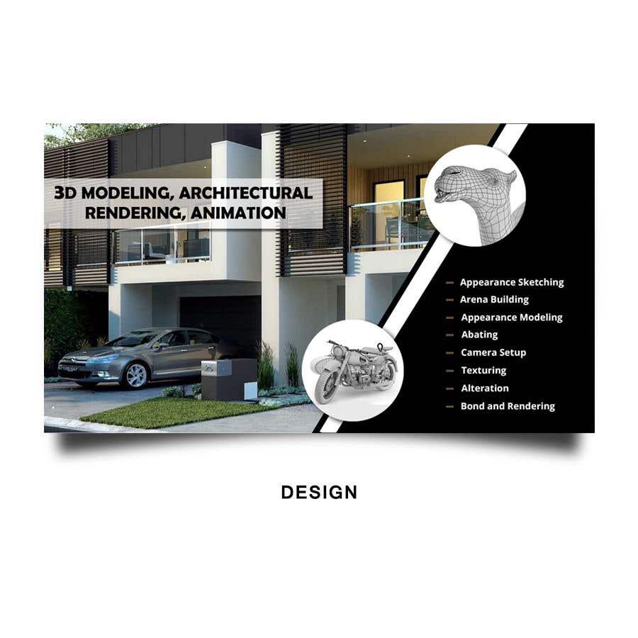 """Intrarea #11 pentru concursul """"1600x900 resoution graphic/poster design- 3D Theme"""""""