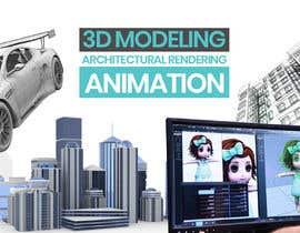 #4 pentru 1600x900 resoution graphic/poster design- 3D Theme de către otex27
