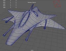 #23 für Spaceship 3D-modeling for a new Game von marcomayer