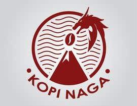#24 for Make me a logo - Kopi Naga (Indonesian of Dragon Coffee) af diobhas