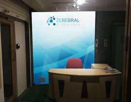 Nro 43 kilpailuun Reception area backdrop design käyttäjältä AyoubOussarah