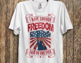 nº 21 pour We Need a T-Shirt Design - Patriotic Theme par designcontest8