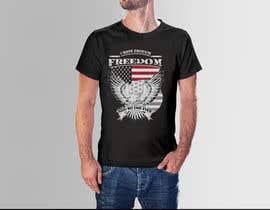 nº 27 pour We Need a T-Shirt Design - Patriotic Theme par chandranayan072