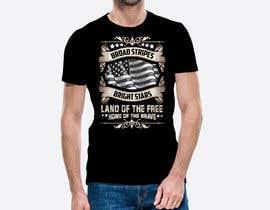 nº 26 pour We Need a T-Shirt Design - Patriotic Theme par sajeebhasan0011