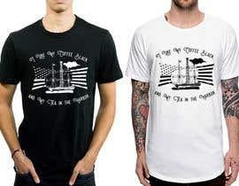 nº 16 pour Looking for an Original T-Shirt Design - Patriotic Theme par feramahateasril