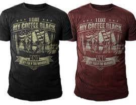 nº 17 pour Looking for an Original T-Shirt Design - Patriotic Theme par SamuelMing
