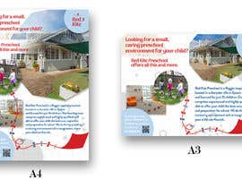 #25 for design two promotional posters for Red Kite Preschool af kesnielcasey