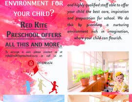 #18 for design two promotional posters for Red Kite Preschool af cerenglckn