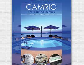 #50 untuk Flyers for hot tub company Flyer size 4X611 oleh piashm3085