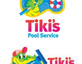#37 for Tiki's Pool Service by rachelcheree