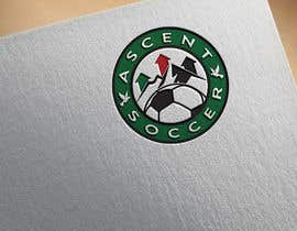 #96 for Design a logo for CNN featured soccer Academy af bluebird3332