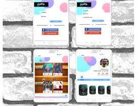 Nro 35 kilpailuun Create mockups for Story Telling Mobile App käyttäjältä FatinHanim