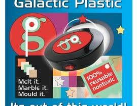 """#38 untuk Re-Branding """"Galactic Plastic  New logo design and branding book for packaging. oleh letindorko2"""