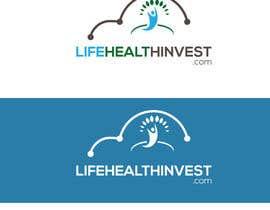 nº 8 pour LOGO FOR LIFEHEALTHINVEST.COM par biswashuvo678
