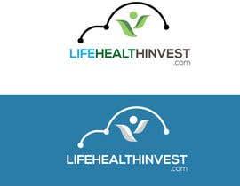 nº 9 pour LOGO FOR LIFEHEALTHINVEST.COM par biswashuvo678