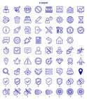 Graphic Design Kilpailutyö #35 kilpailuun Build me a new suite of Icons