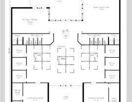 #37 for Design an Office Building Floorplan by Archial
