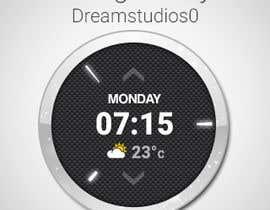 nº 10 pour Apple Watch Face Designs par dreamstudios0