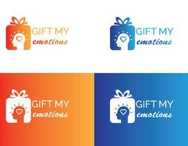 #11 untuk Need GiftMyEmotions Logo, App Logo and Splash Screen oleh nazmul360