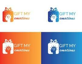 #11 для Need GiftMyEmotions Logo, App Logo and Splash Screen от nazmul360