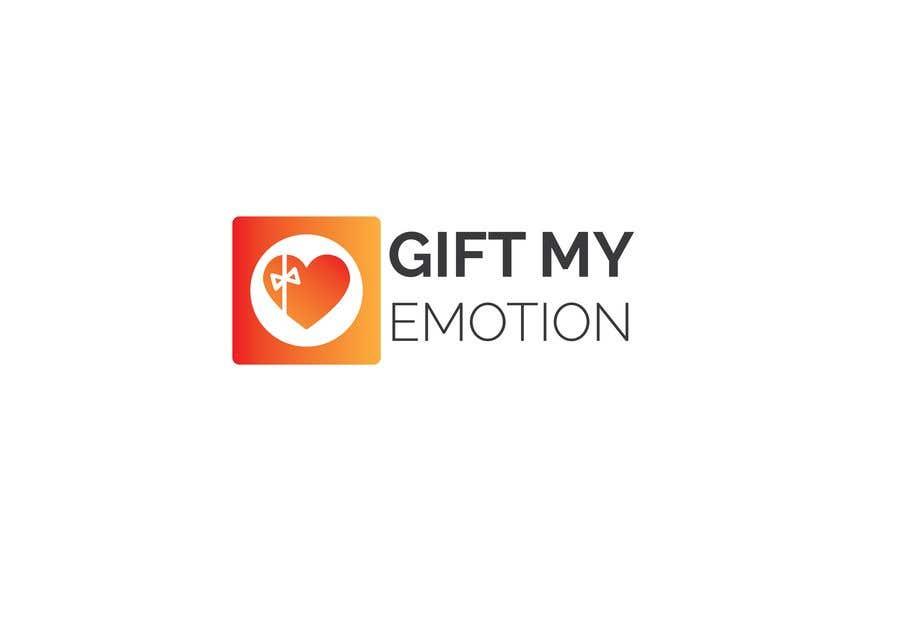 Penyertaan Peraduan #12 untuk Need GiftMyEmotions Logo, App Logo and Splash Screen