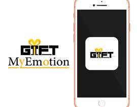 #17 untuk Need GiftMyEmotions Logo, App Logo and Splash Screen oleh Subornochy