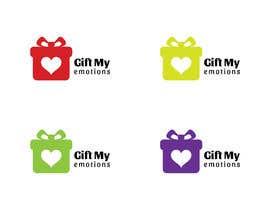 #6 для Need GiftMyEmotions Logo, App Logo and Splash Screen от maariiaa