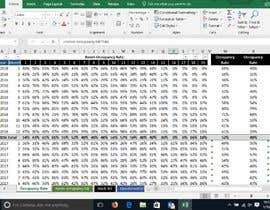 #11 untuk Modification on google sheets excel file - accomodation oleh tushartufan