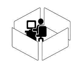 #59 для Cubicle logo concept! от mustjabf