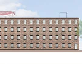 #21 for Create a 2d rendering front elevation of a building by ralucaglc