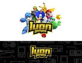 #24 для Diseñar y crear un logotipo para tienda virtual de videojuegos от LeonelMarco