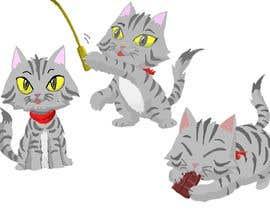 #43 для Cat Character Design от zoroshin
