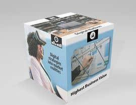 """Nro 7 kilpailuun Design the six faces of a """"marketing"""" cube käyttäjältä denissinanaj"""