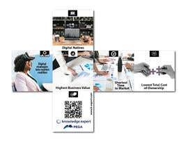 """Nro 12 kilpailuun Design the six faces of a """"marketing"""" cube käyttäjältä denissinanaj"""