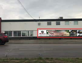 #22 for Large Banner for front of store 42ft wide by 5 ft high af ivan87f