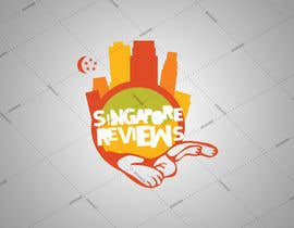#255 dla Logo Design for Singapore Reviews przez anosweb