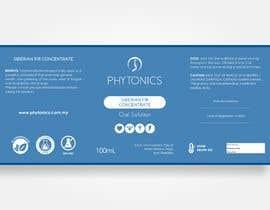 #10 for Product Packaging for Phytonics af Alfie17