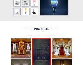 #42 for Design website UX/UI af PritopD