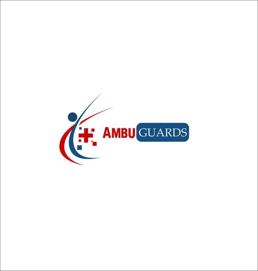 Penyertaan Peraduan #6 untuk Design a Logo for AmbuGuards