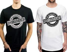 #13 para Design for a Survival T-Shirt por feramahateasril