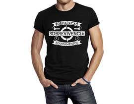#48 para Design for a Survival T-Shirt por thanhabd