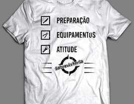 #64 para Design for a Survival T-Shirt por softboyasad