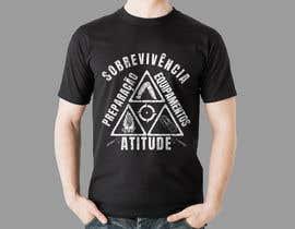 #59 para Design for a Survival T-Shirt por robiulhossi