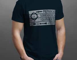 #54 para Design for a Survival T-Shirt por hasembd