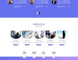 Nro 19 kilpailuun Design an Awesome Landing Page käyttäjältä whitebeast