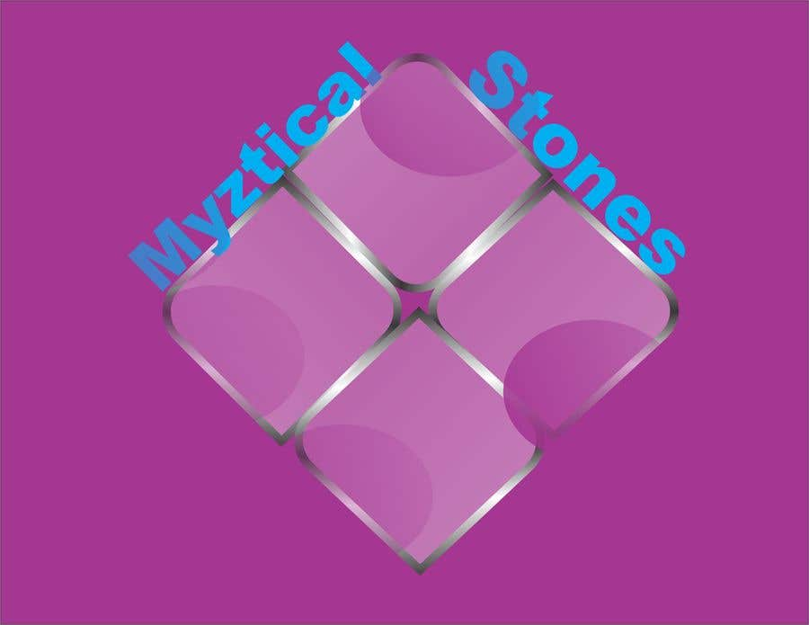 "Intrarea #67 pentru concursul ""I need a logo designed for a crystal energy healing website"""