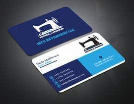 Nro 38 kilpailuun Design a Visiting card käyttäjältä creativeworker07