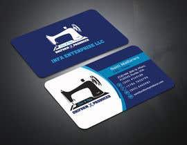 Nro 45 kilpailuun Design a Visiting card käyttäjältä creativeworker07