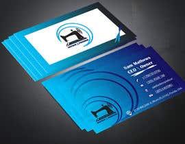 Nro 50 kilpailuun Design a Visiting card käyttäjältä gdesingerfahmida